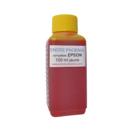 Encre en bouteille 100 ml compatible EPSON