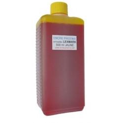 Encre en bouteille 500 ml compatible Lexmark