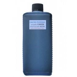 Encre en bouteille 500 ml compatible CANON Photo