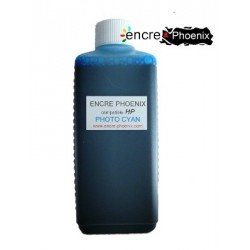 Encre en bouteille 250 ML compatible HP Photo