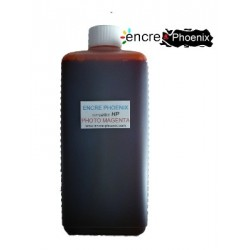 Encre en bouteille 500 ML compatible HP Photo