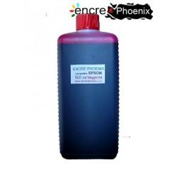Encre en bouteille 500 ml compatible EPSON