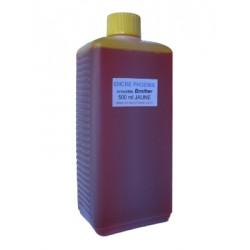 Encre en bouteille 500 ml compatible BROTHER