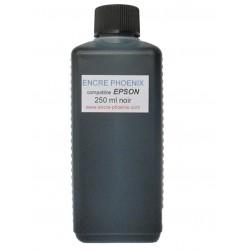 Encre en bouteille 250 ml compatible EPSON