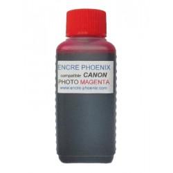 Encre en bouteille 100 ml compatible CANON Photo