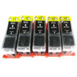 CARTOUCHES RECHARGEABLES CLI526 GRIS / LM / LC